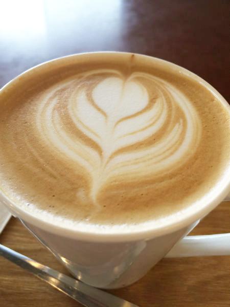 PEACE COFFEE カフェラテ