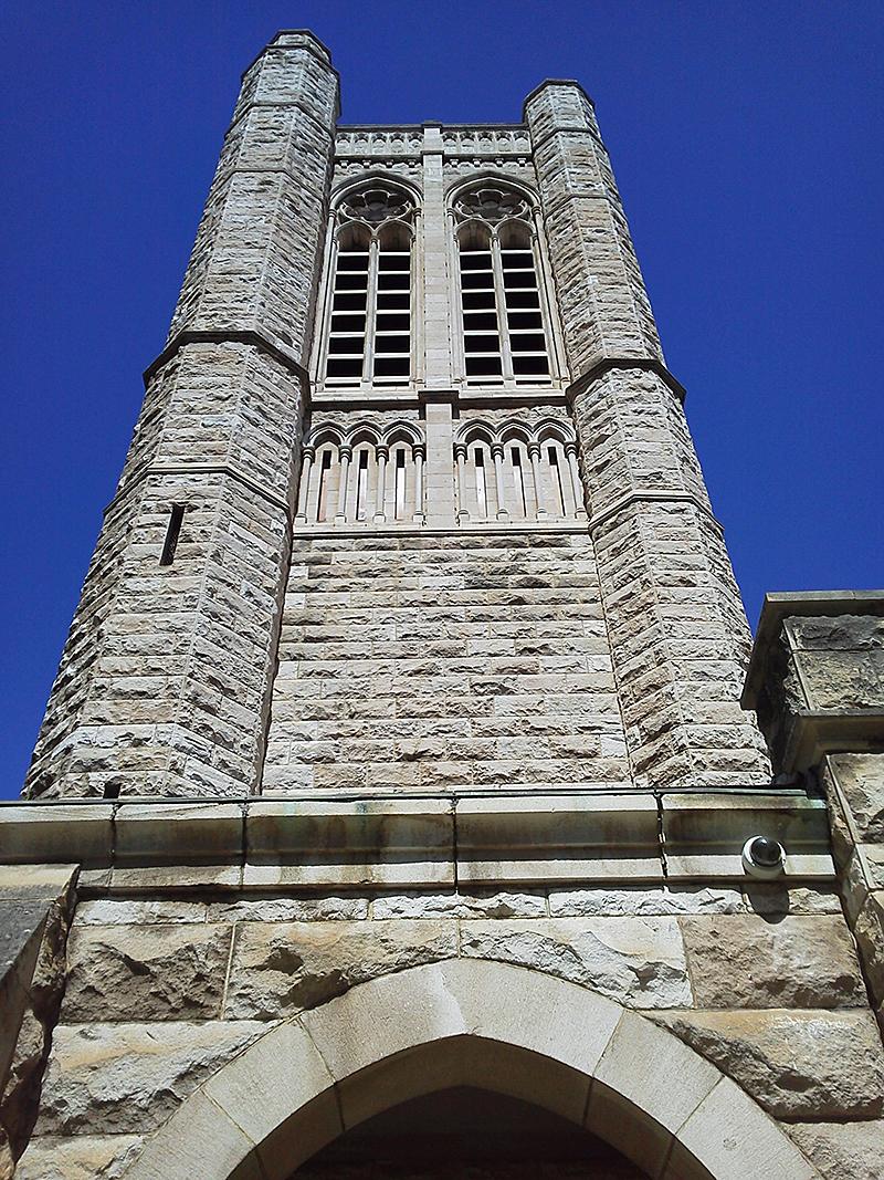 セント アンドリュース大聖堂 外観