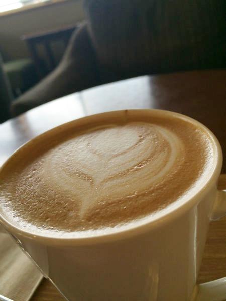 PEACE COFFEEに行ってみた!