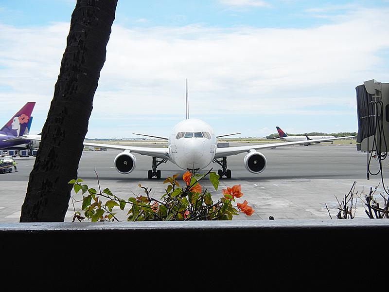 ホノルル国際空港