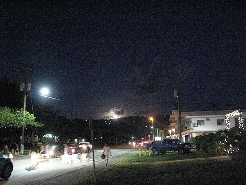 サイパン(ガラパン) 夜景