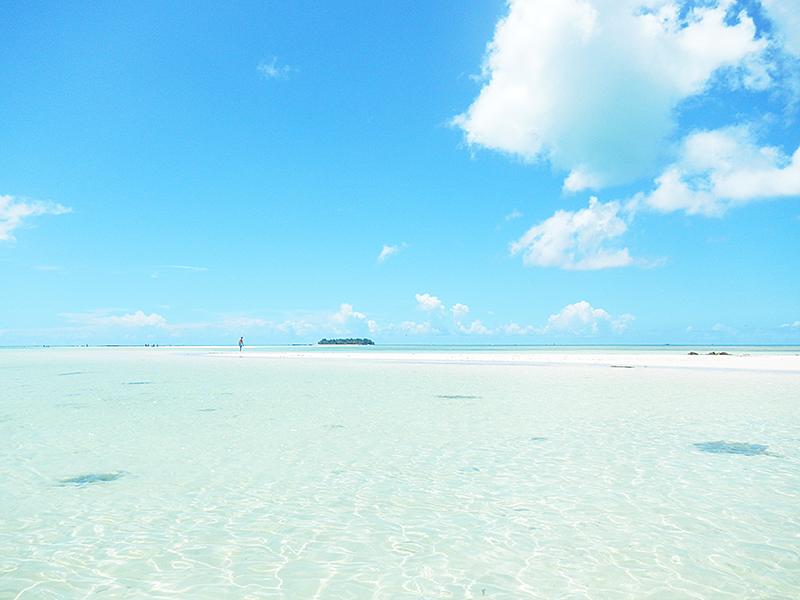 フィエスタ(サイパン) 海